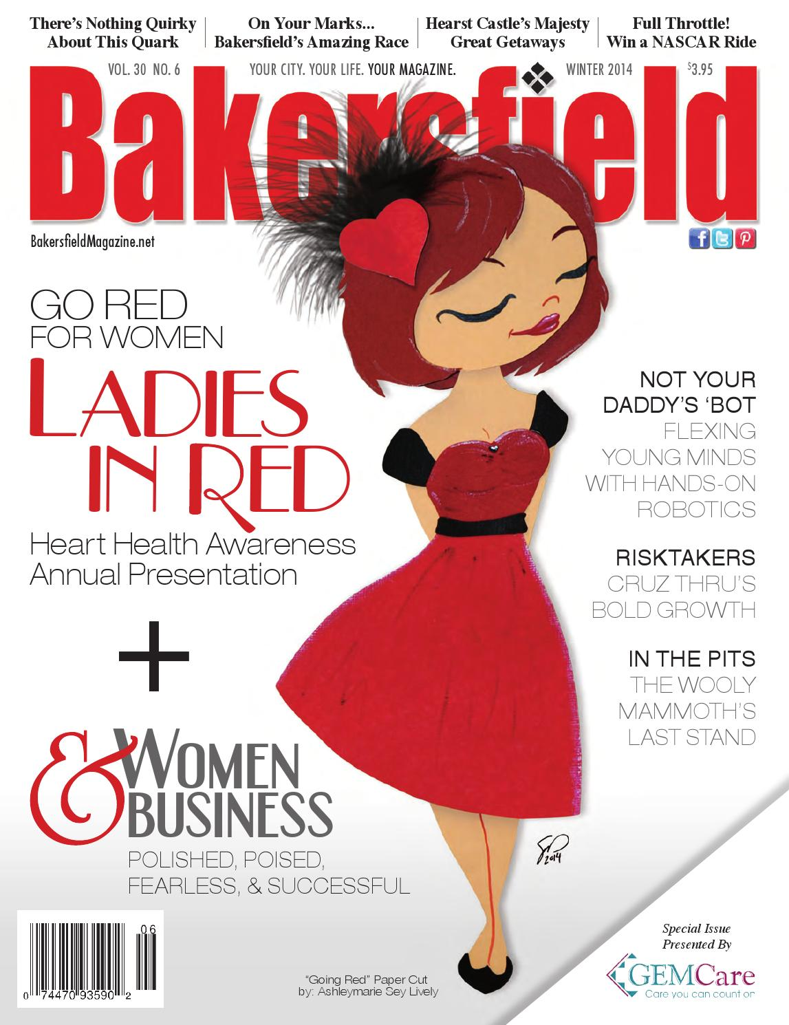 Bakersfield Magazine 30 6 Go Red By Bakersfield