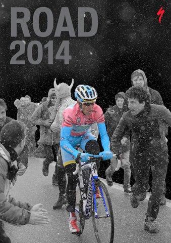 Specialized 2014 catalogo bici e accessori road italia by ... b9aaa977c38e