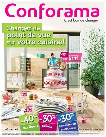 2954aeb4854534 Catalogue Conforama - 16.04-20.05.2014 by joe monroe - issuu