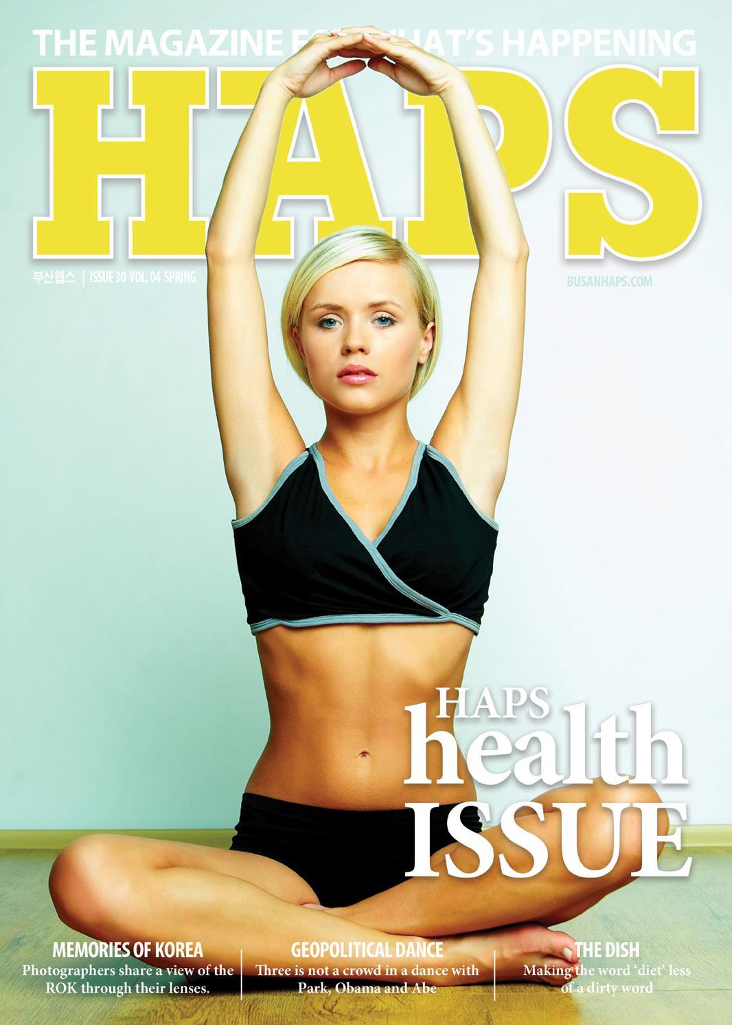 96de7525699c7 Busan Haps Issue 30 by Haps Magazine - issuu