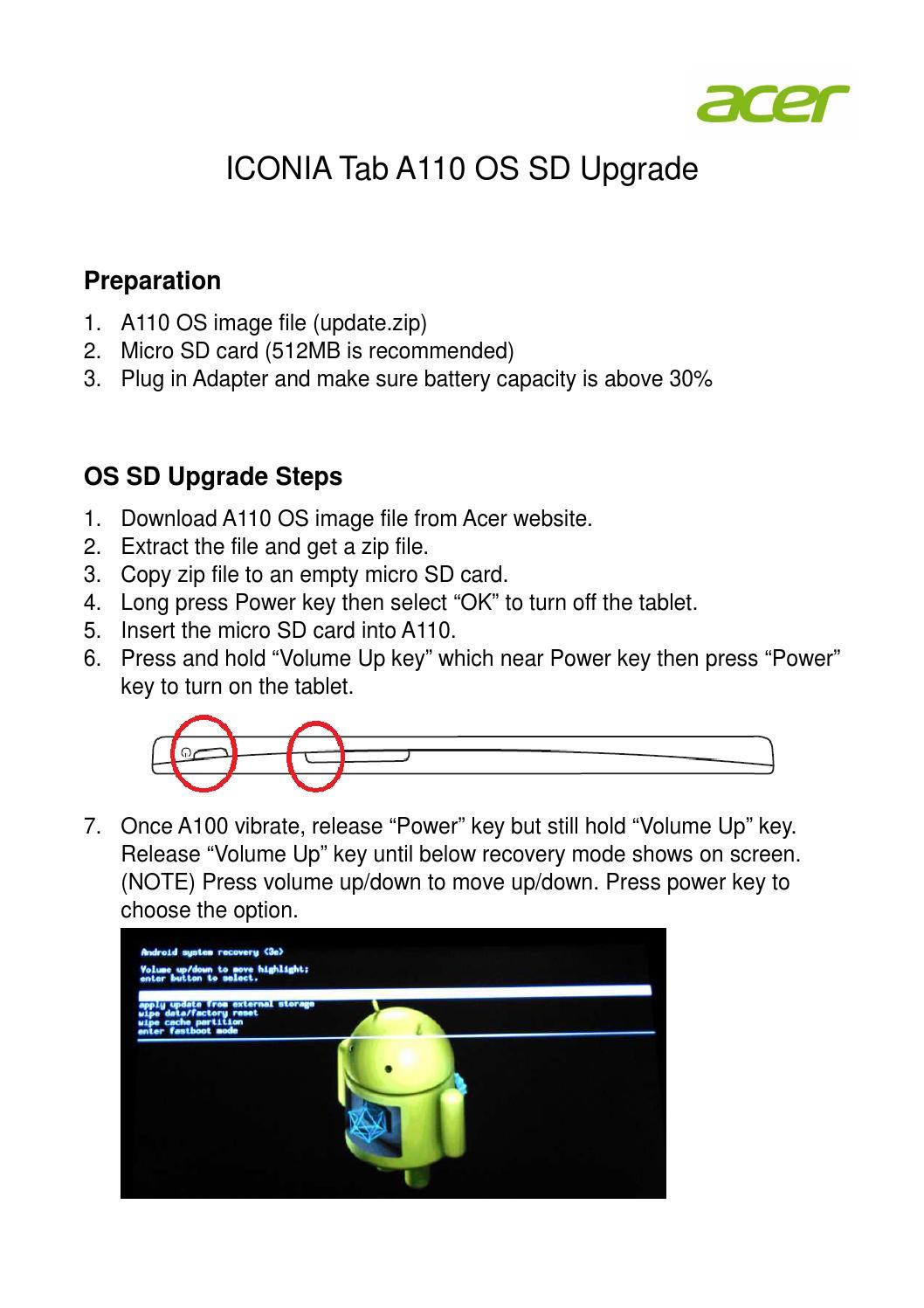Android Power Key Press