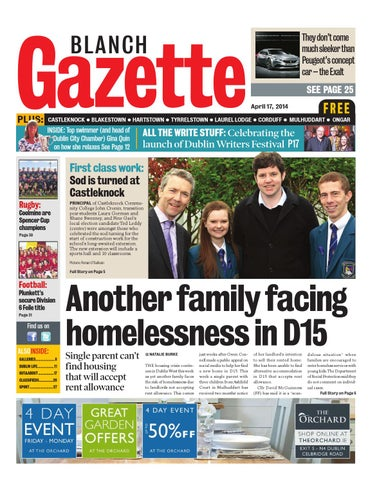 Blanch by dublin gazette issuu page 1 fandeluxe Choice Image