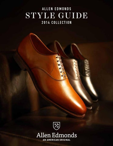 112ab3e7aaf 2014 Spring Allen Edmonds Collection by Allen Edmonds Shoe ...
