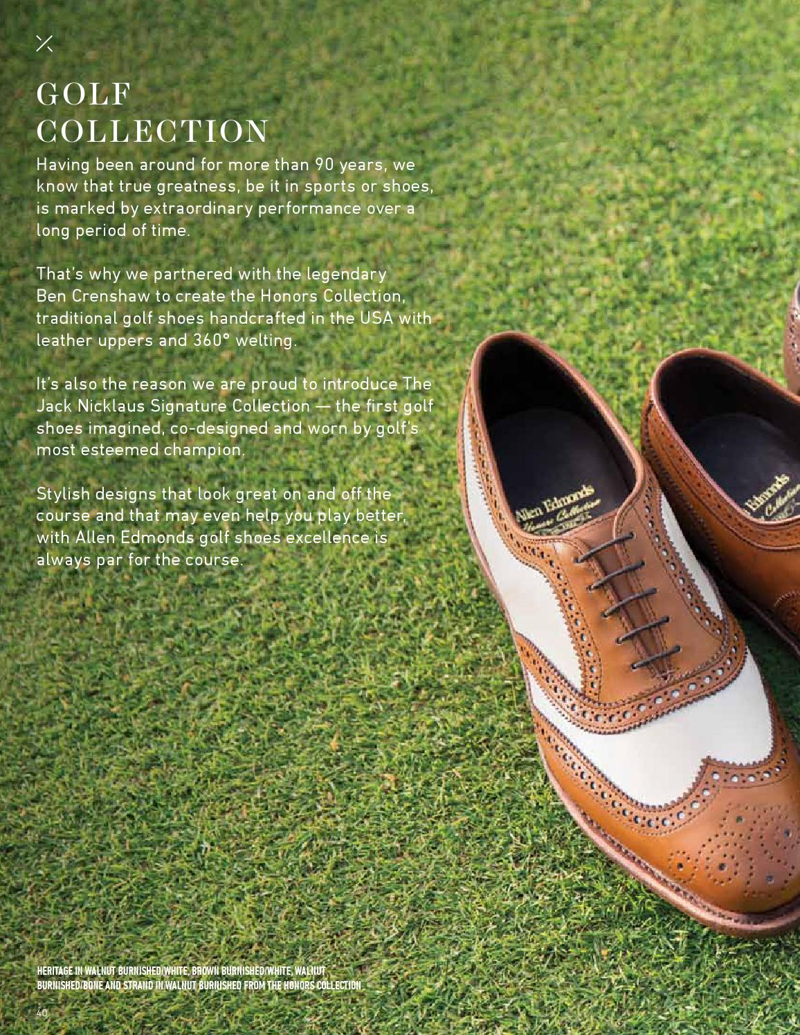 Allen Edmonds Shoe Corporation - issuu