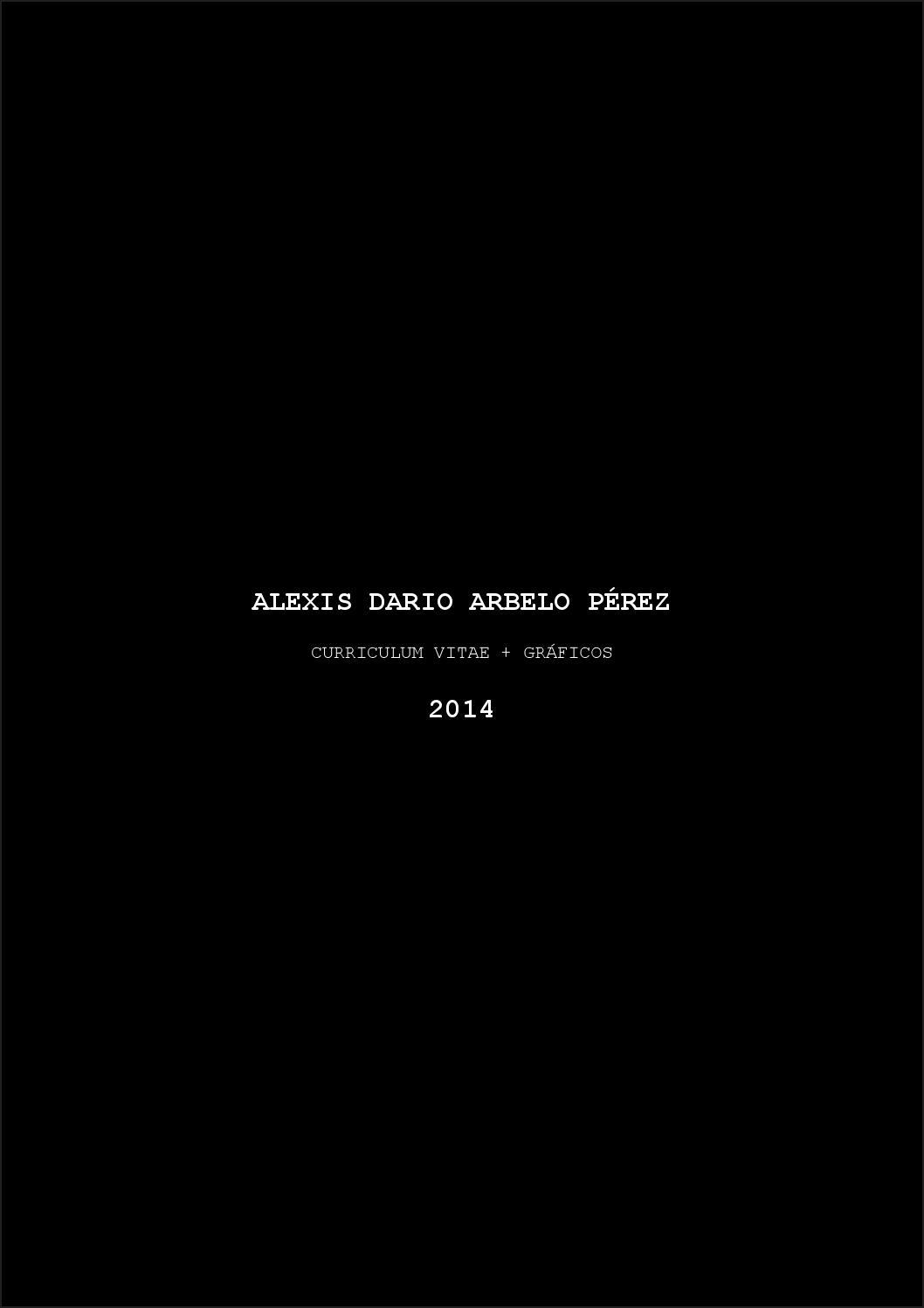 CV 2014 by Alexis Arbelo - issuu