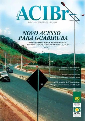 Revista ACIBr by Diego Bernardi - issuu 121ff5a109