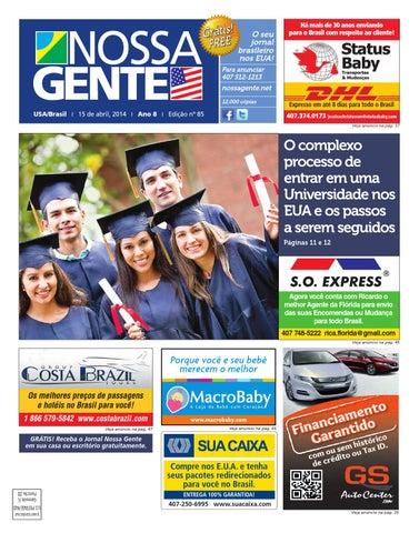 Nossa Gente 85 by Nossa Gente - issuu 8849b9b49b
