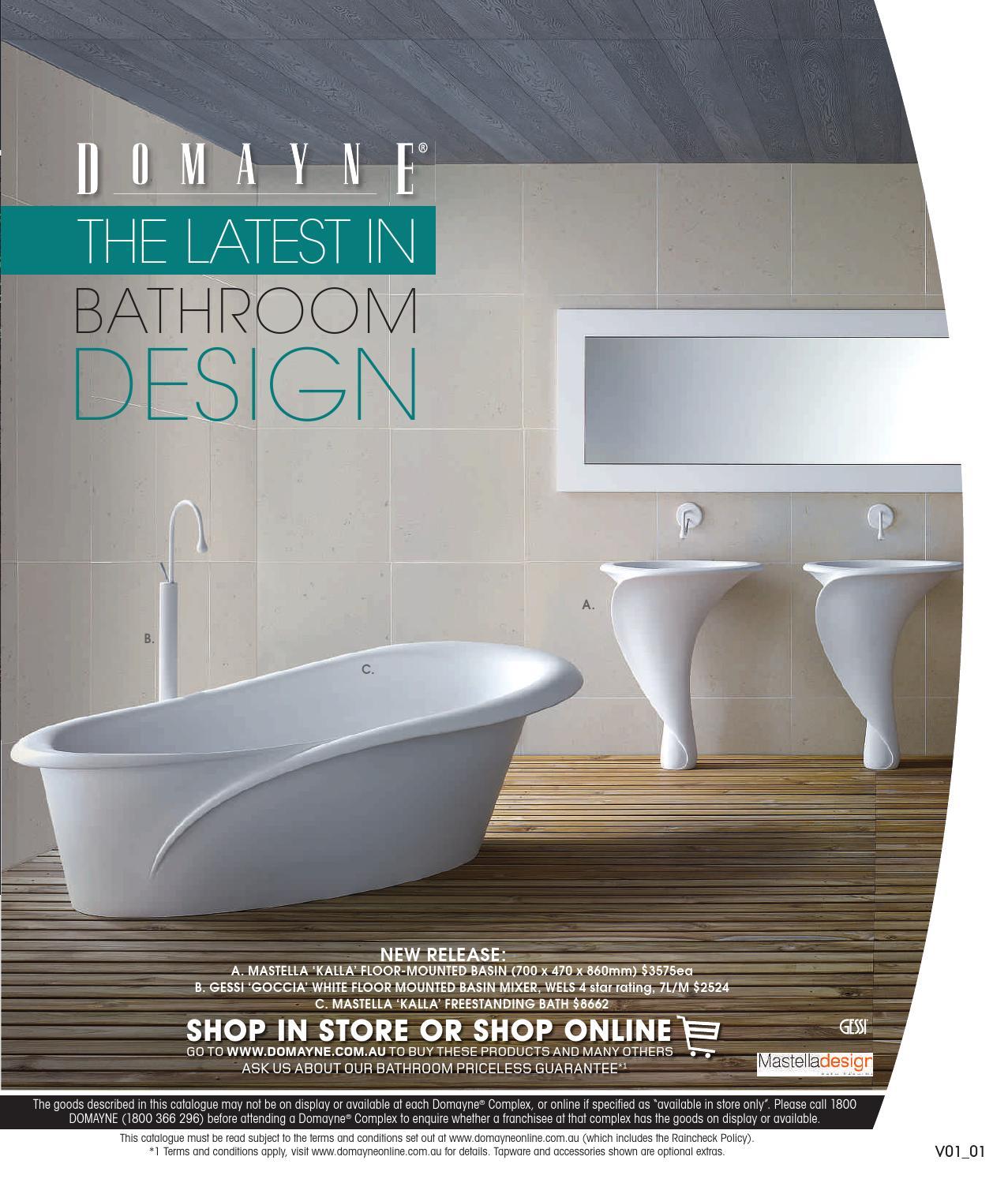 Bathroom Upmarket Catalogue By Generic