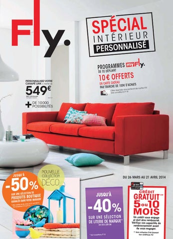 Catalogue Fly 26 03 21 04 2014 By Joe Monroe Issuu