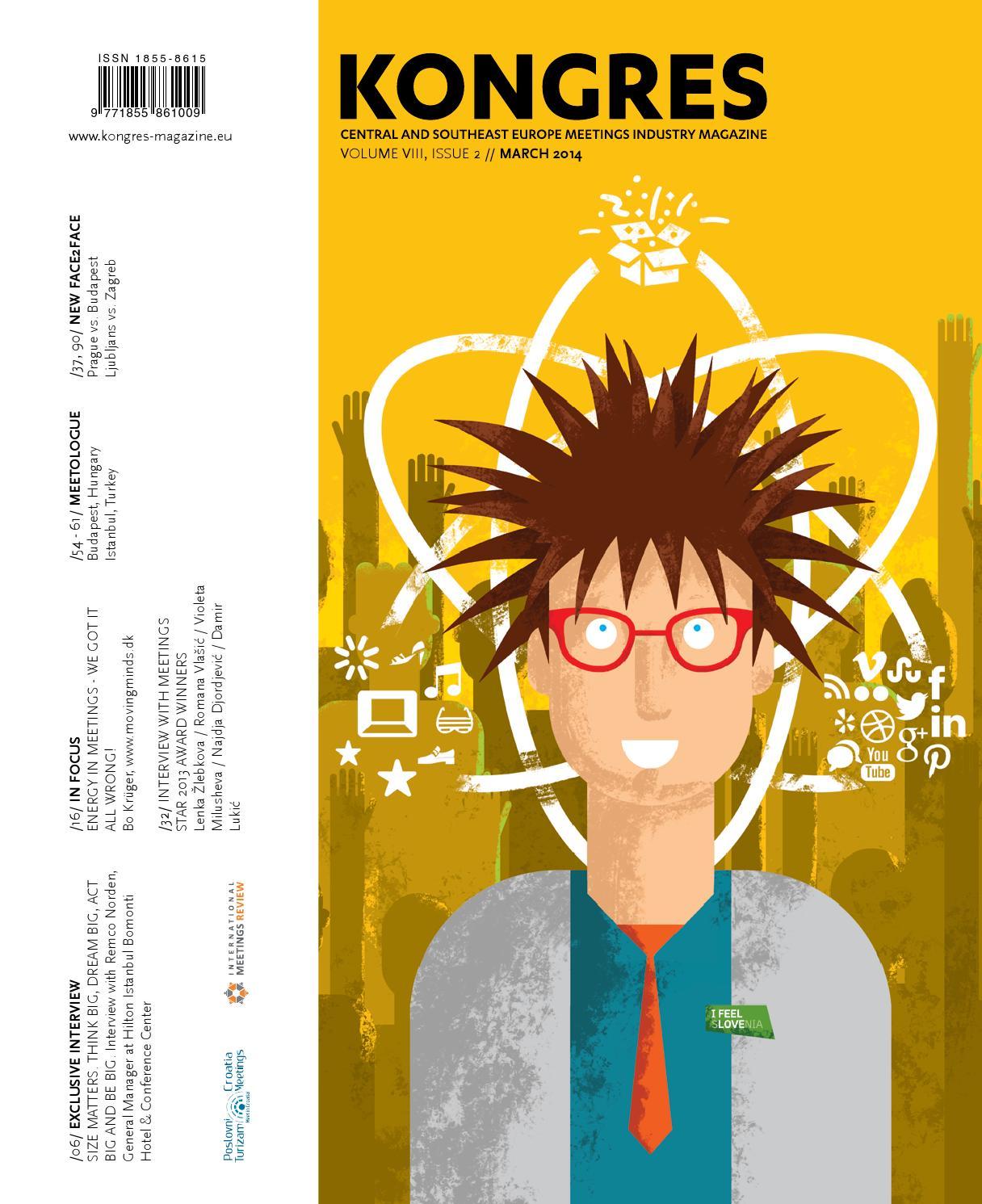 Kongres Magazine Spring Issue By Issuu Lenka Stop Kontak Sk 315