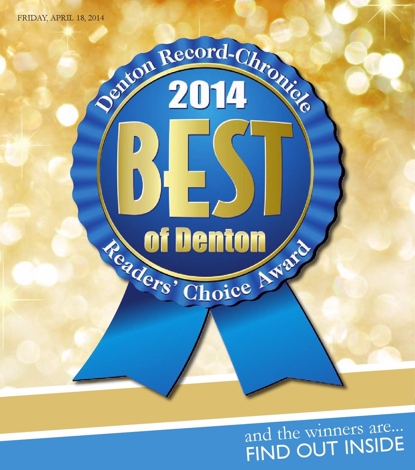 Best of Denton 2014 by Larry McBride issuu
