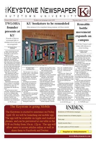 c3bfbef8a5c6 The Keystone News - April 17