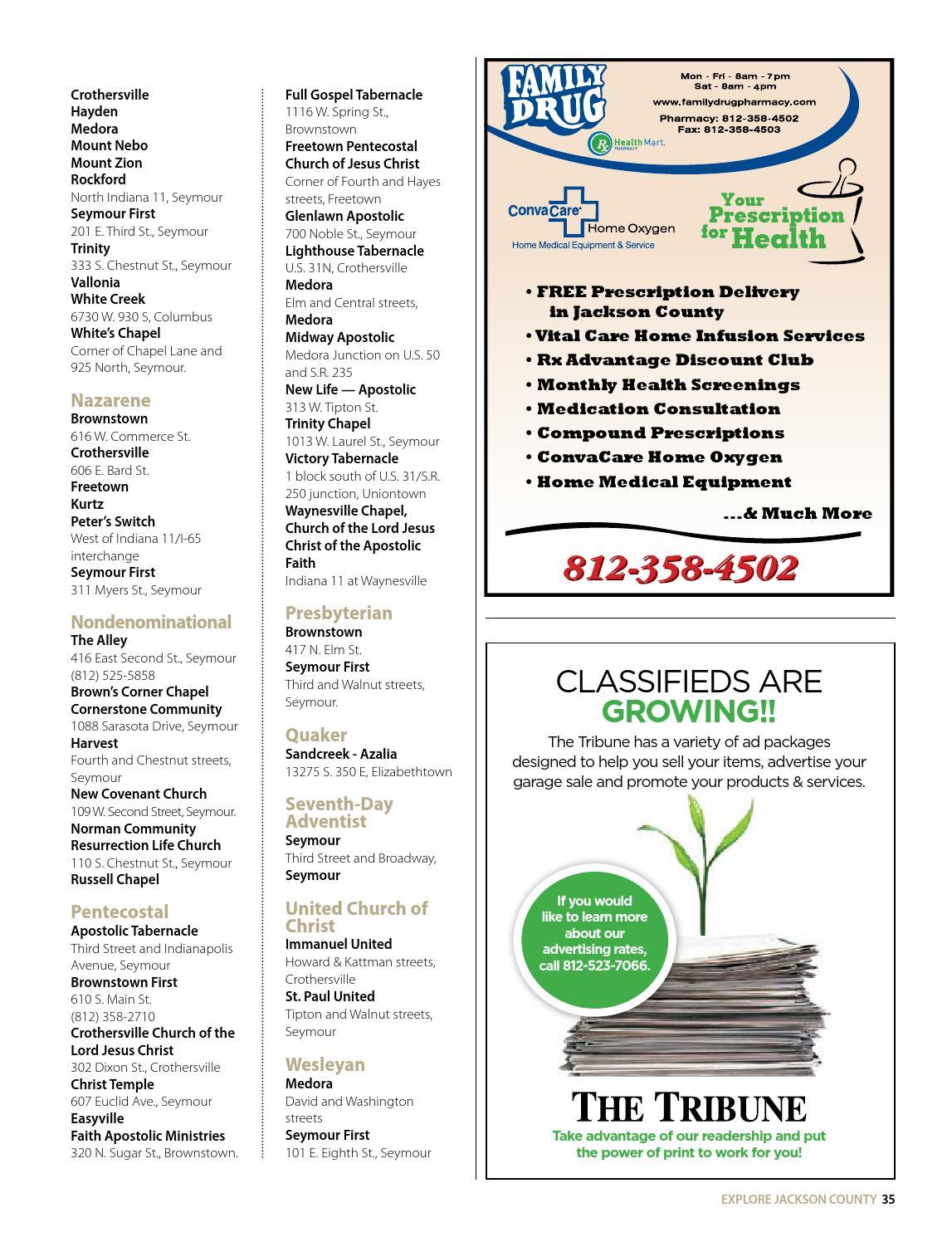 Explore Jackson County By HNE Media Magazines