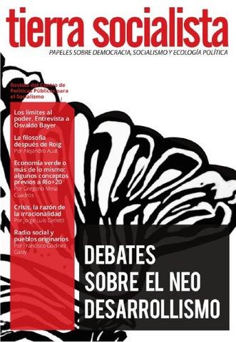 Tierra Socialista  3 by Editorial Jinete Insomne - issuu f2769a32c143