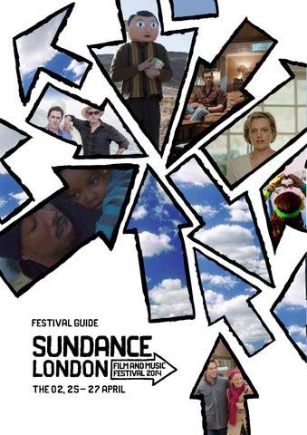 Sundance London 2014 Event Guide By Sundance London Issuu