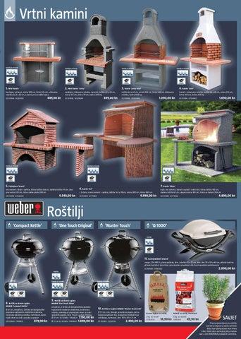 bauhaus katalog vrtni namjestaj 16 4 do 15 6 by. Black Bedroom Furniture Sets. Home Design Ideas