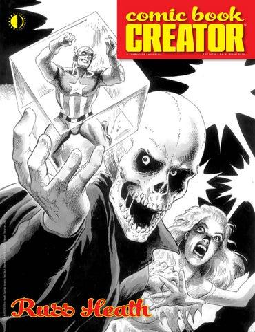 Comic Book Creator Marvel Edition