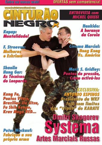 241a8b4dfe8 Cinturao negro revista portugues abril 2014 by Budo International ...