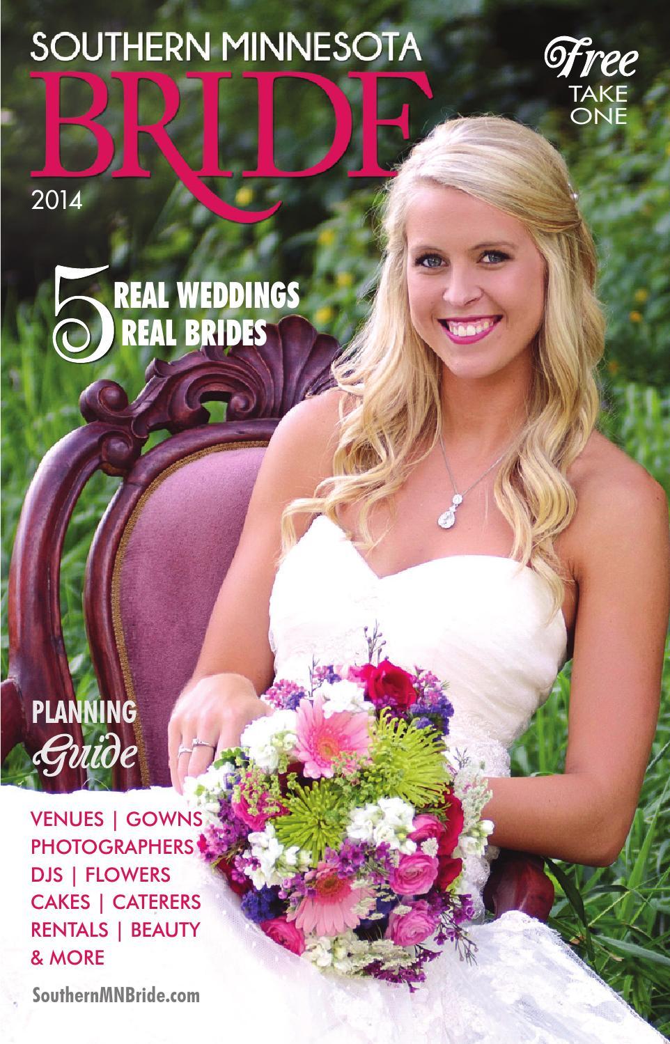 2014 Southern Minnesota Bride by Evergreen Media - issuu