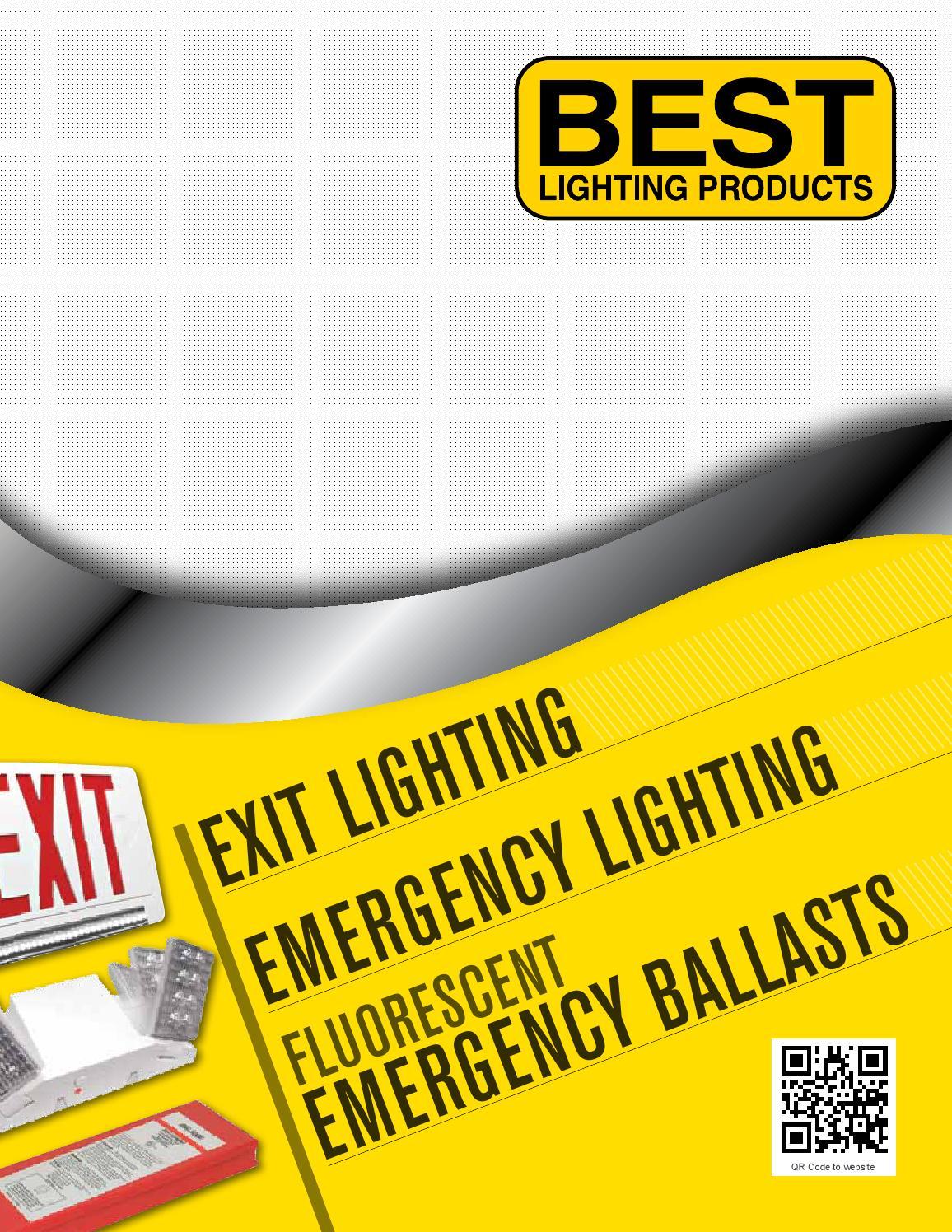 Best Lighting Catalog By Superior Issuu Bal3000 Em Ballast Wiring Diagram