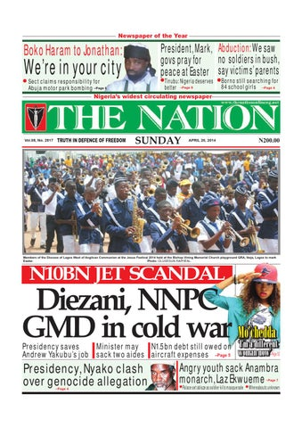 The Nation April 20, 2014 by The Nation - issuu