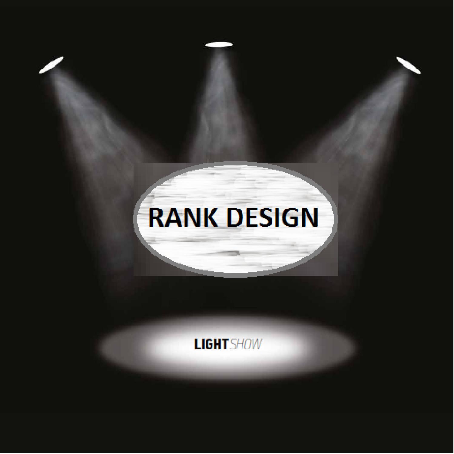c7f24c2b49 Rank Design Lightings by rankgroup - issuu