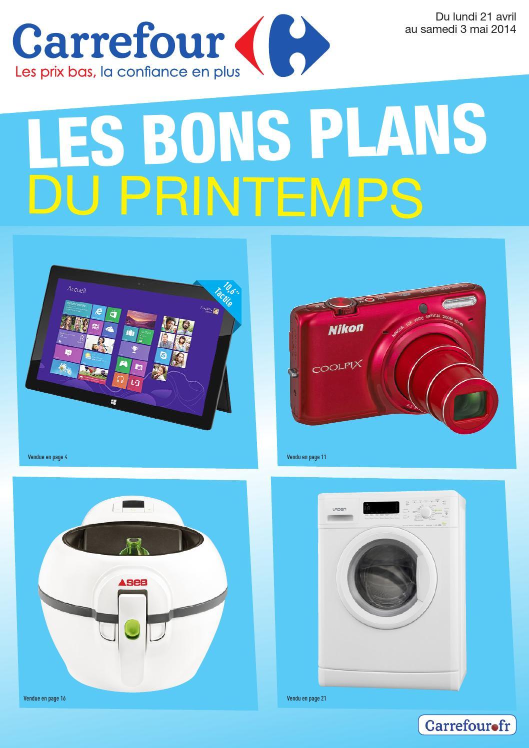 Catalogue Carrefour 2104 3052014 By Joe Monroe Issuu