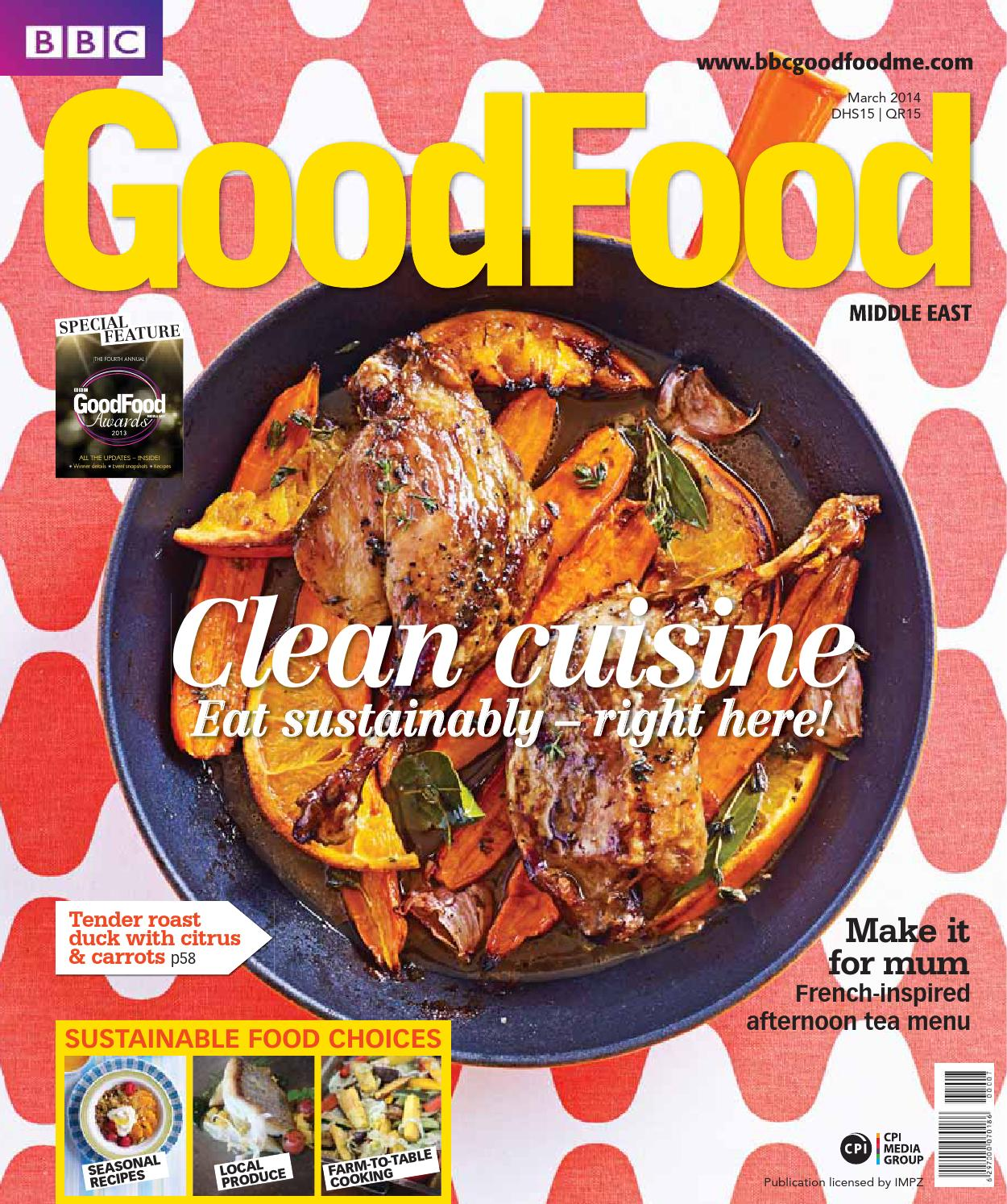 BBC Good Food ME 2014 March By BBC Good Food ME Issuu