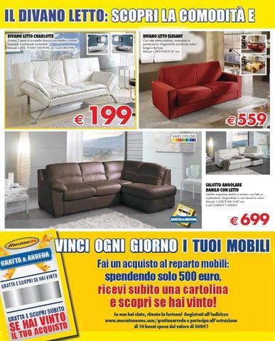 Mercatone Uno Divano Letto Angolare.Offertecatania Com By Offertecatania Issuu