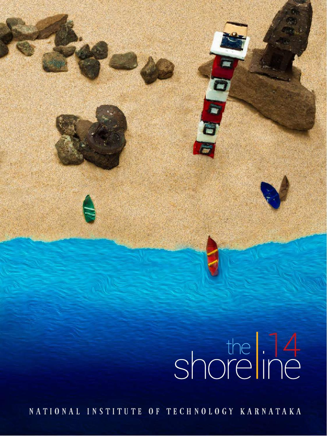 The Shoreline'14 by Parushya NewIndian - issuu