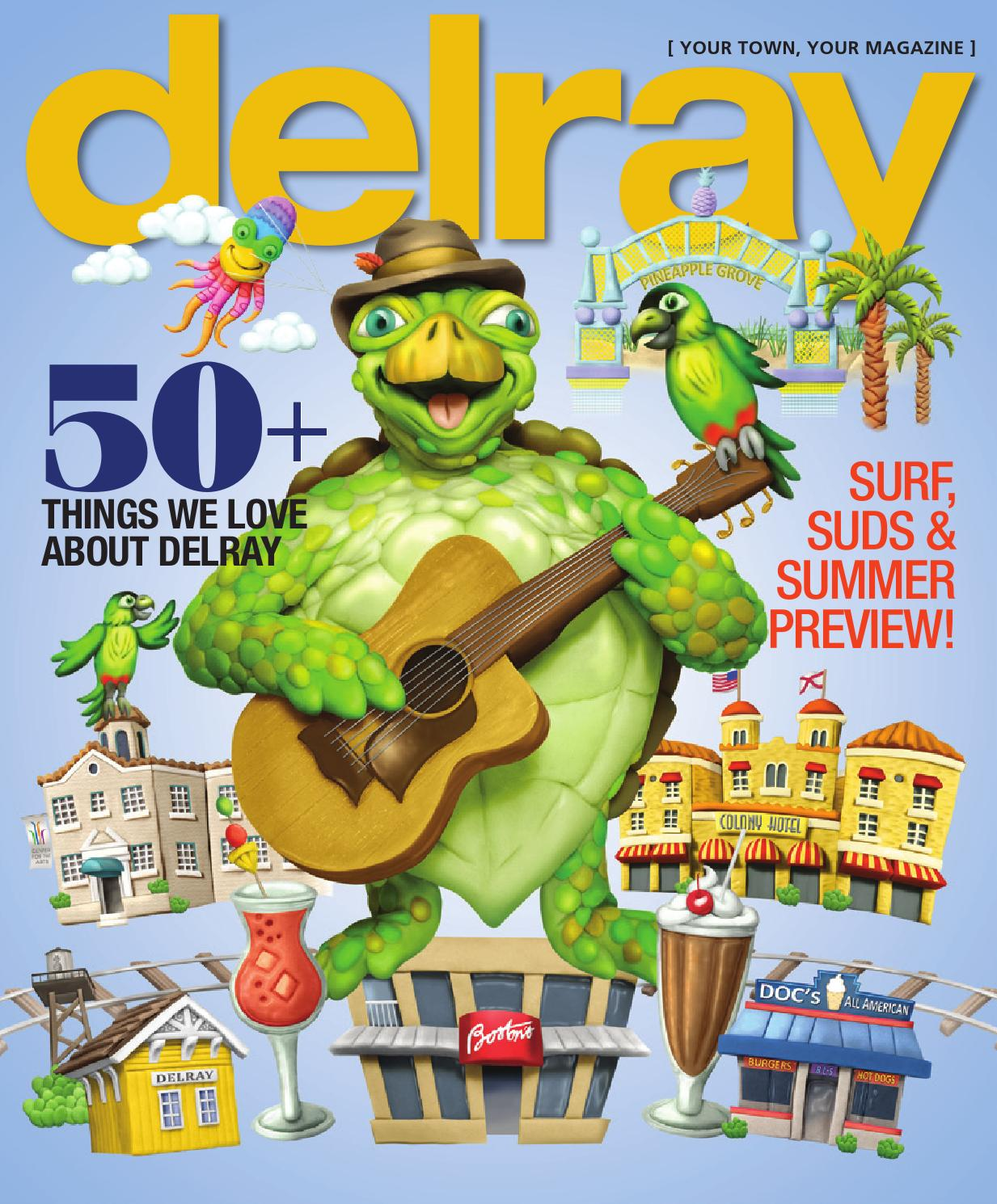 Delray Beach magazine March/April 2017 by JES Publishing - issuu