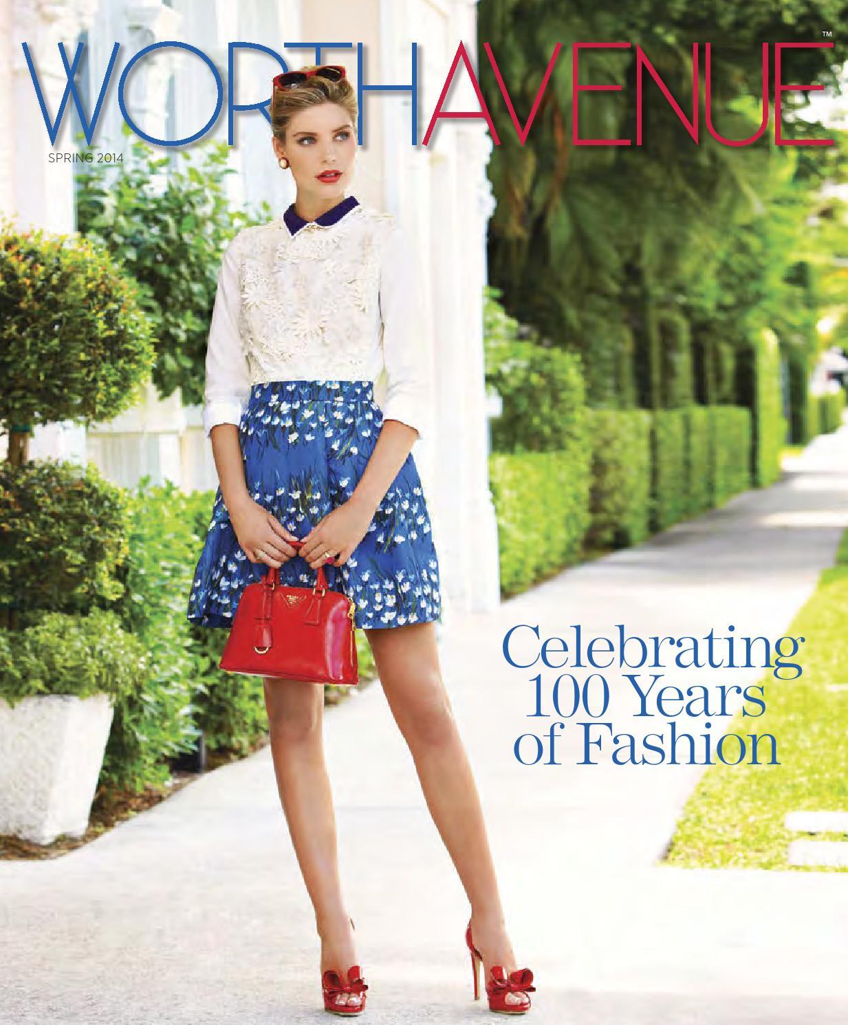3a33d9095ad5 Worth Avenue magazine Spring 2014 by JES Media - issuu