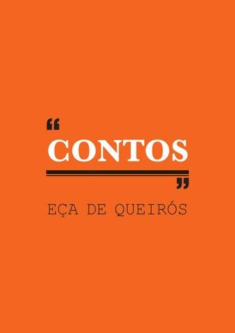 85d63fde131 Dia Mundial do Livro - Contos de Eça de Queirós by Fnac Portugal - issuu