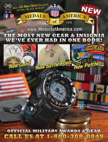 Medals of Amercia's Summer Catalog by Kirk Stotzer - issuu