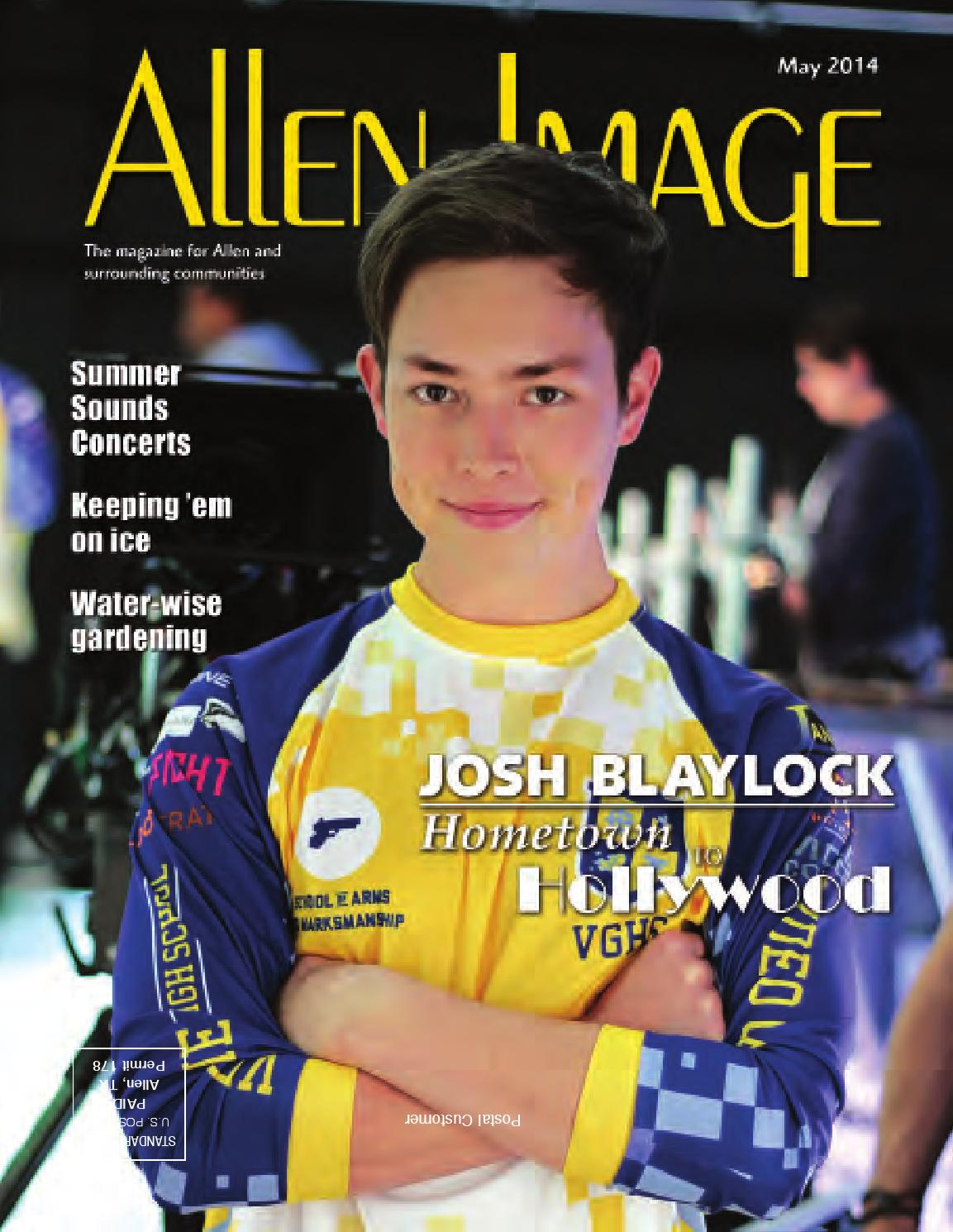 Allen Image May 2014 By Allen Image Issuu Josh is a busy person and has his own life/career and doesn't just follow her around like a lap dog. allen image may 2014 by allen image issuu