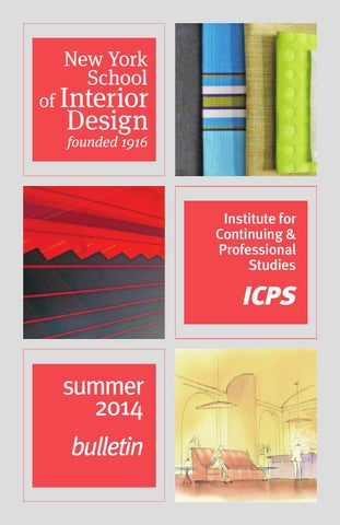 Summer 2014 Continuing Professional Studies