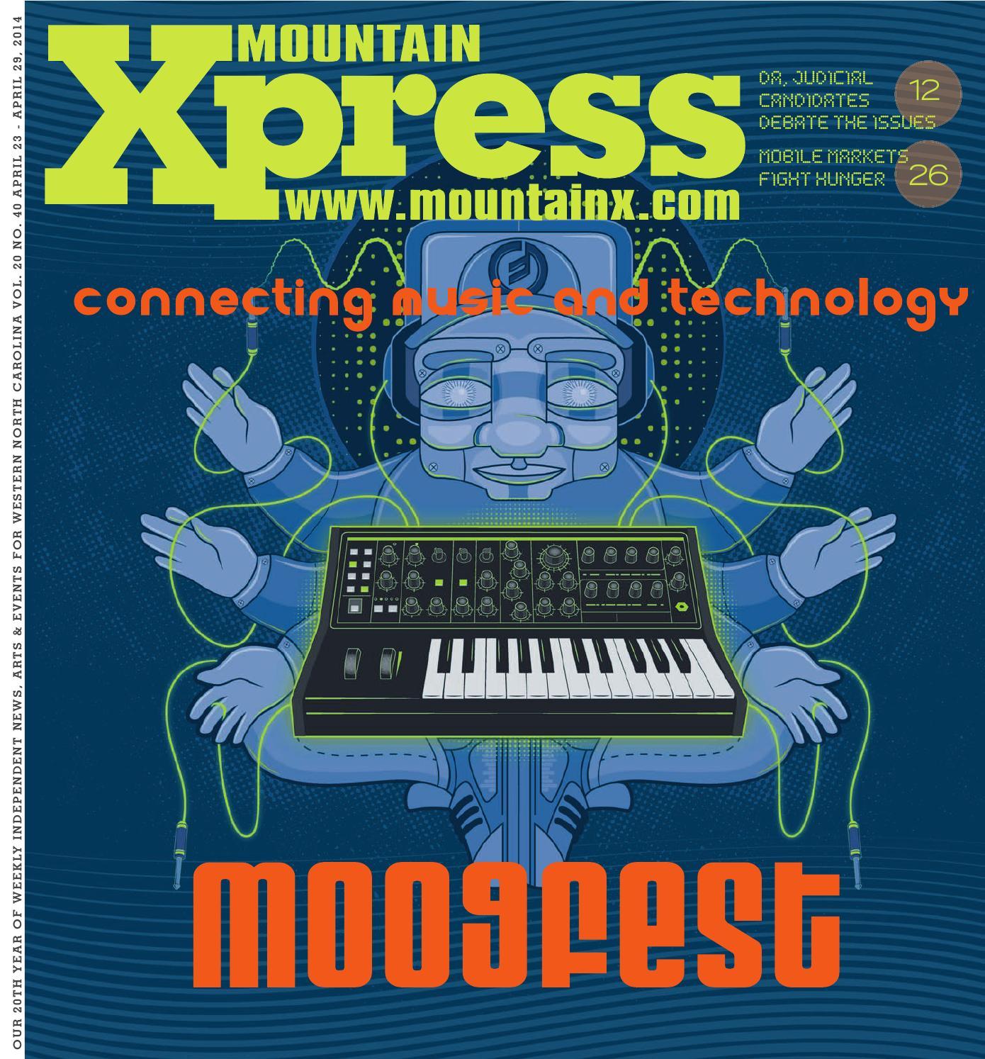 Mountain Xpress 04 23 14 by Mountain Xpress - issuu