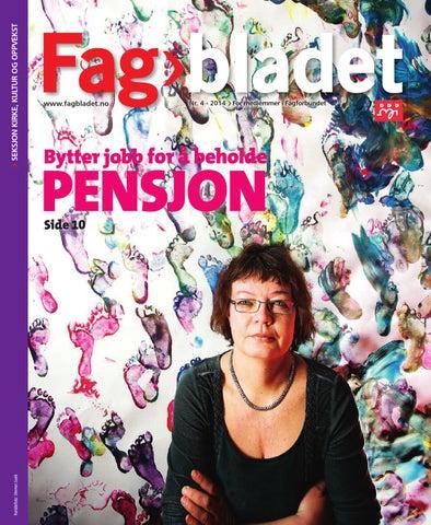 21b554c3 Fagbladet 2014 04 - KIR by Fagbladet - issuu