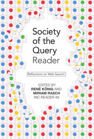 6c55c4228ed Society of the Query Reader  Reflections on Web Search by Institute ...