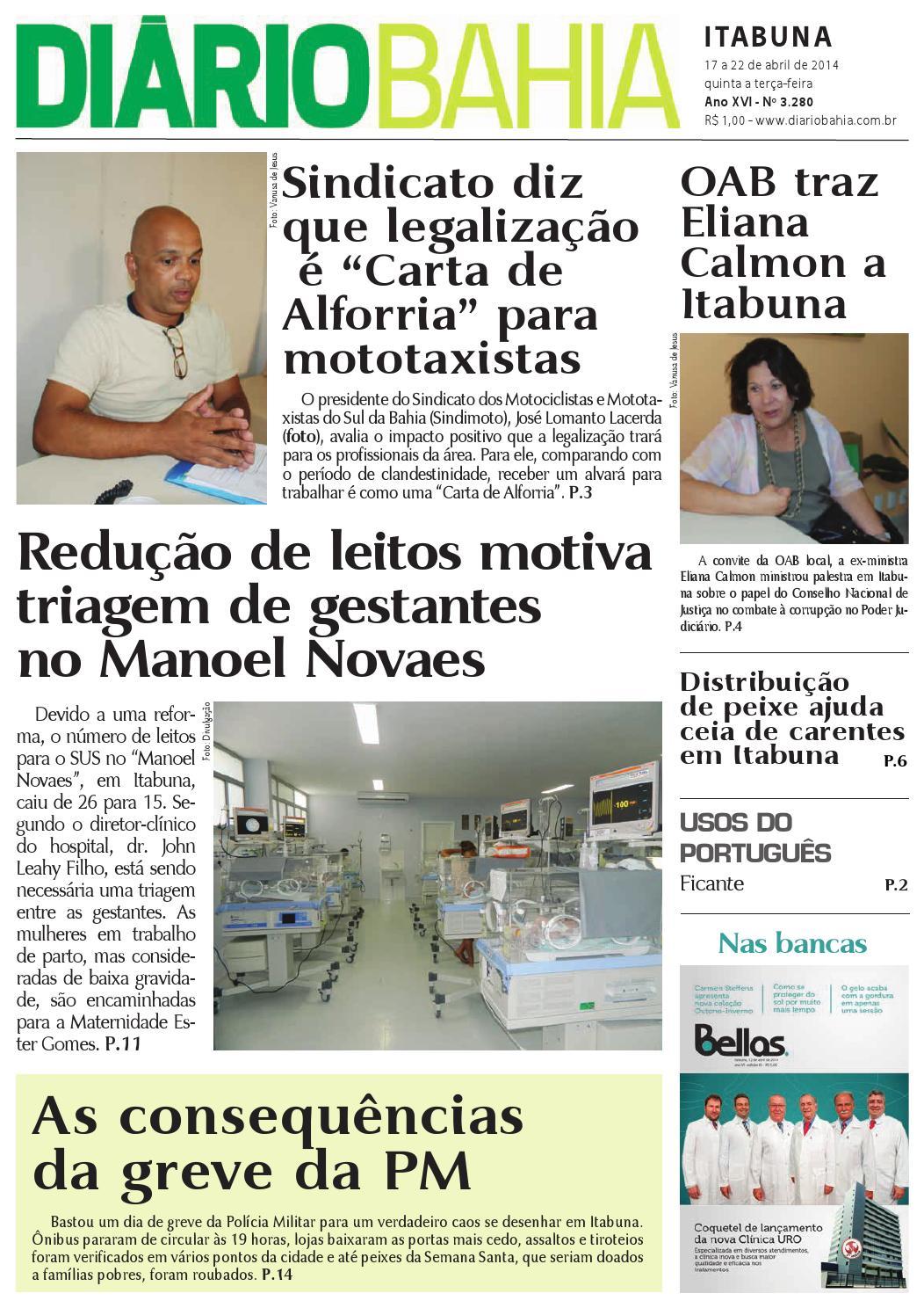7f302236f 17 04 2014 by Diario Bahia - issuu