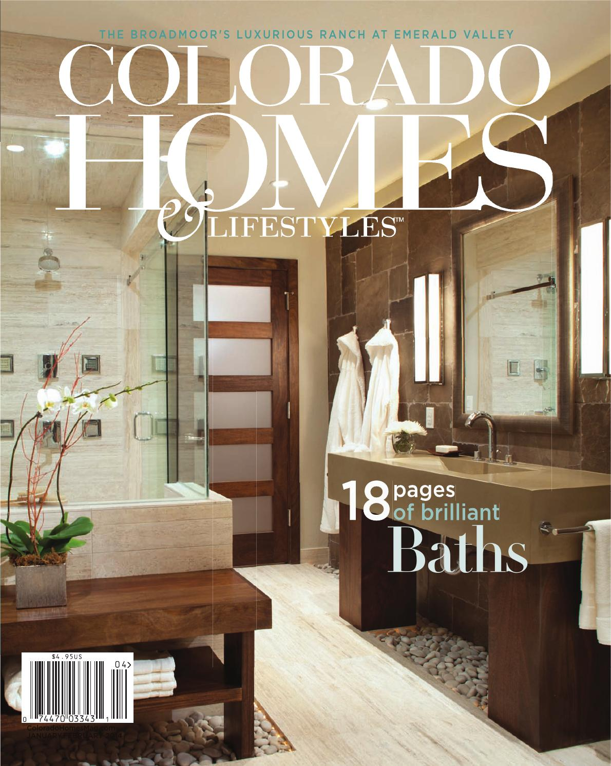 Colorado Homes & Lifestyles April 2014 by Network Communications Inc