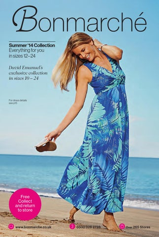 7583f315a1b8b Bonmarche Summer 2014 Collection by Bonmarché - issuu