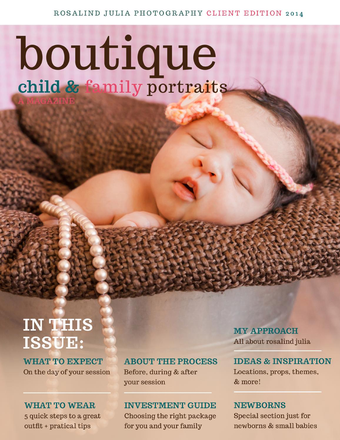 Rosalind Julia Photography Packages 2014 by Rosalind Schlabitz - issuu