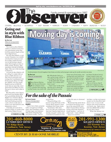 April 23, 2014 Edition of The Observer by Kevin Canessa Jr. - issuu