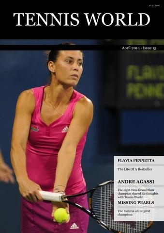 b3af357f9becc Tennis World 15-2014 by Coppini Trading - issuu