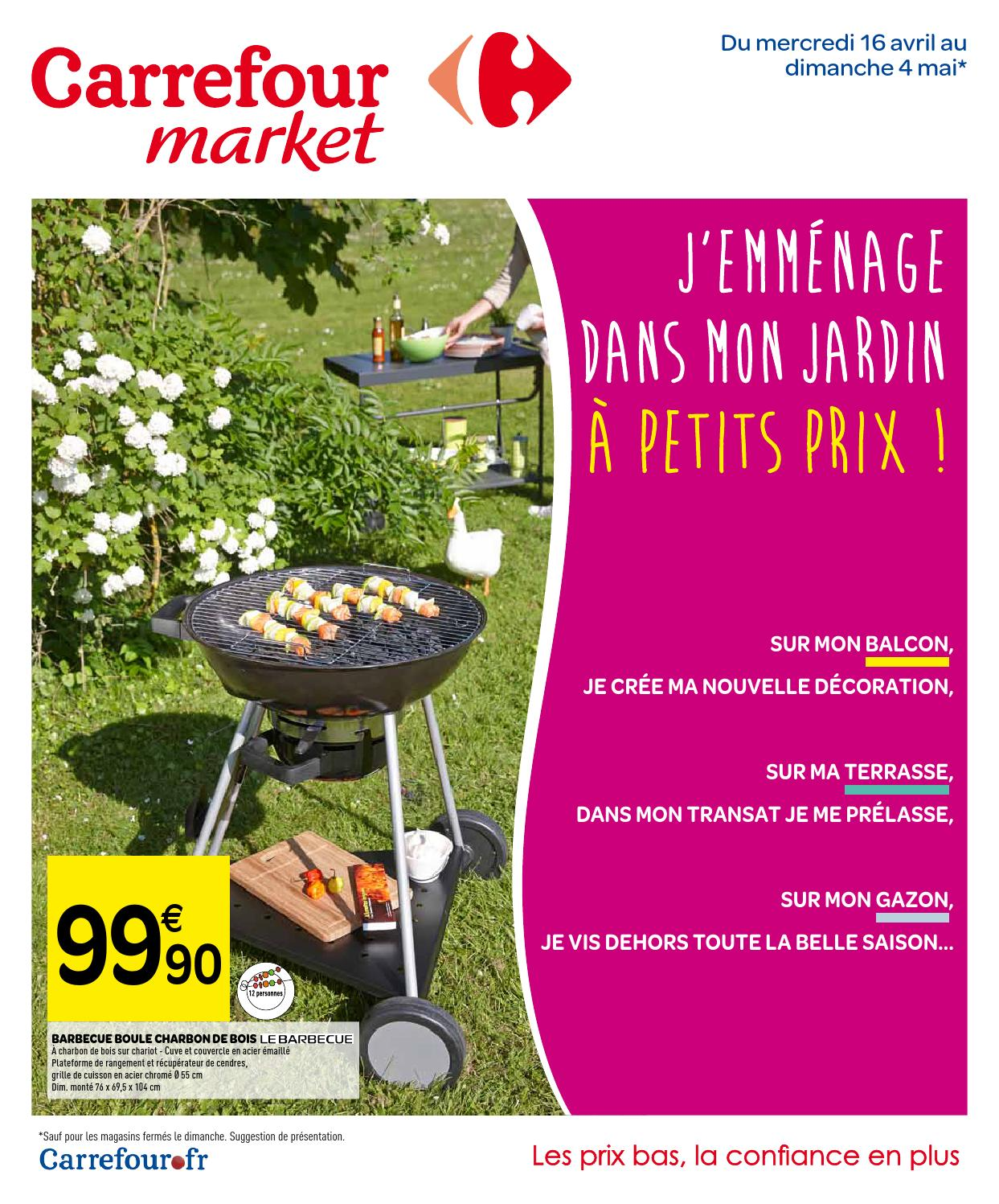Catalogue Carrefour Market 1604 4052014 By Joe Monroe