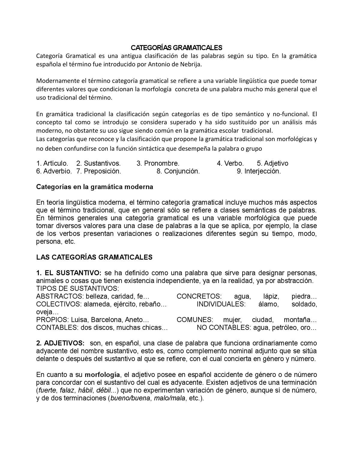 Los vicios del lenguaje by Profesor Crispín Aguirre - issuu