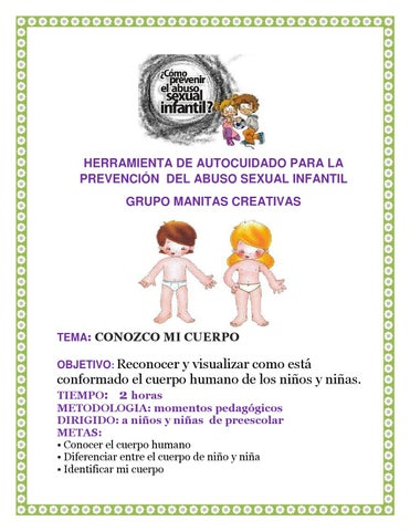 Herramienta Pedagógica De Autoprotección By Martha Issuu