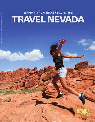 2014 Nevada Visitor's Guide by Nevada Commission on Tourism
