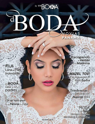 f7558df08 dBODA Novias Panama Volumen XXII - Mar-Abr-May 2014 by dBODA Novias ...